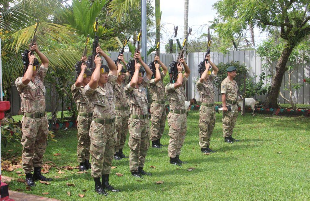 2 Royal Gurkha Rifles Dashain Tihar 2019
