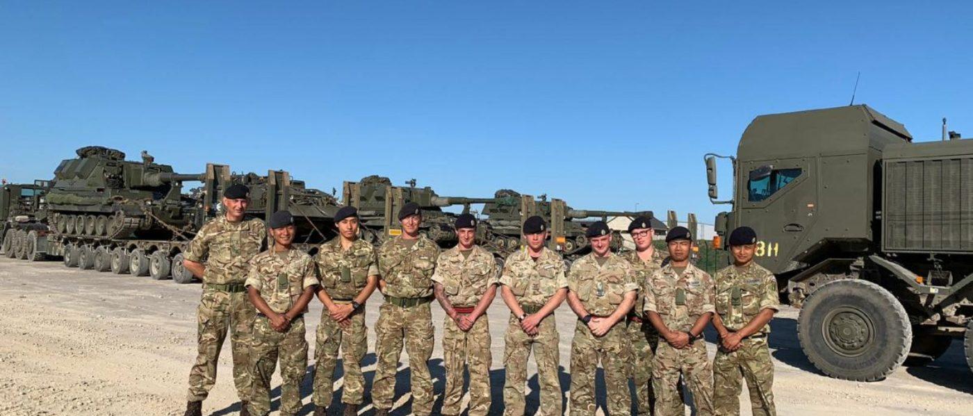 My Deployment on Operation CABRIT Estonia