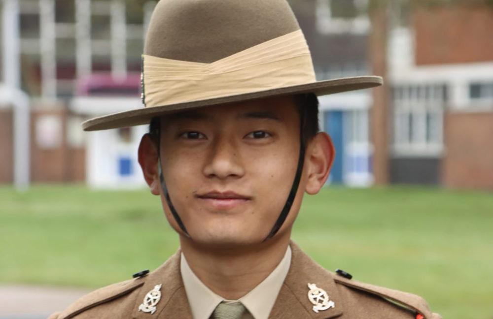 New Gurkhas join the Queen's Gurkha Signals