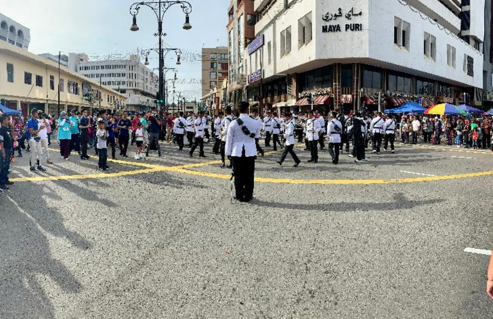 Band in Brunei