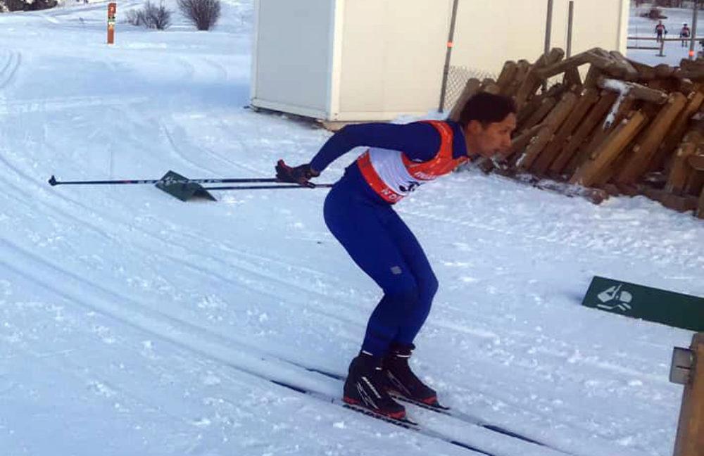 Nordic Skiing with 1 Royal Gurkha Rifles
