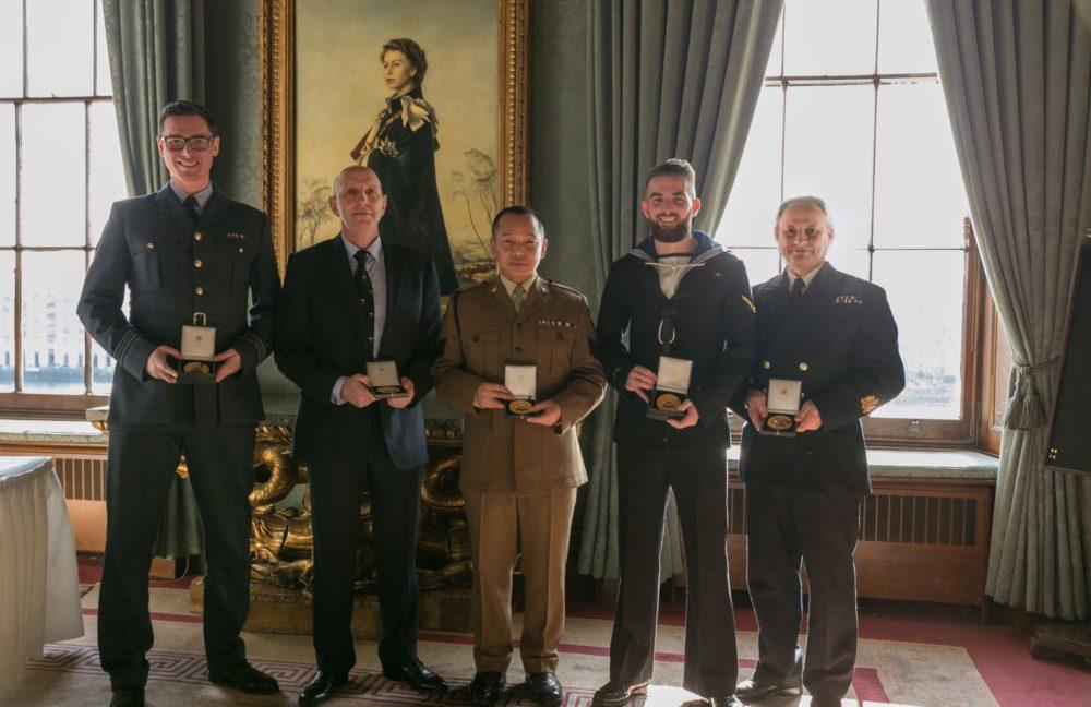 Fishmongers' Gold Medal Award