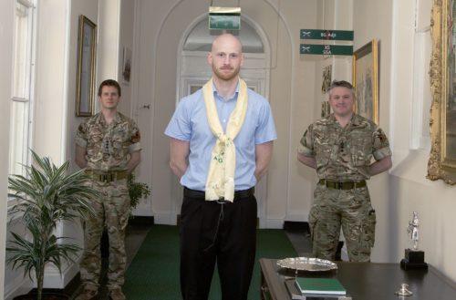 Executive Officer – Mr Glenn Trafford-Smith