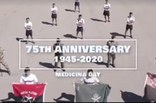 75th Anniversary MEDICINA DAY
