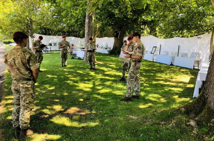 Gurkha Company Sittang celebrate 26th Anniversary of The Royal Gurkha Rifles