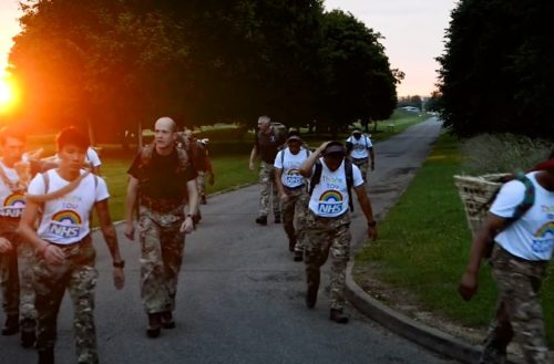 COVID-19 – Gurkhas Complete Endurance March