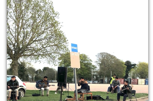 Exercise COVID SAANJH – Nepali New Year celebrations in Shorncliffe