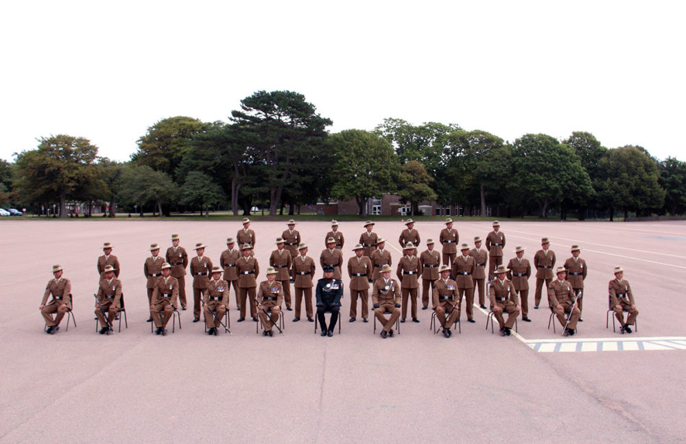 Brigade of Gurkhas Drill Instructor Course 2002