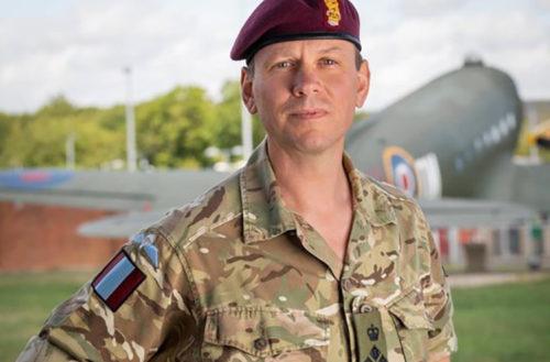 Colonel the Queen's Gurkha Engineers