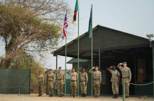 Operation CORDED 5, Zambia - 2 RGR