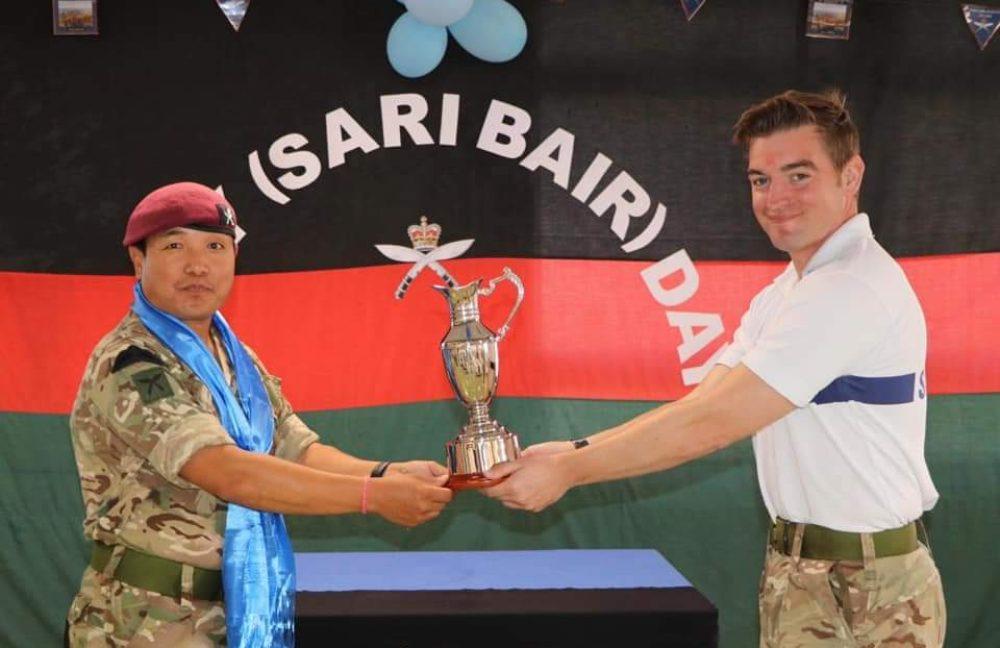 The Battle of Sari Bair