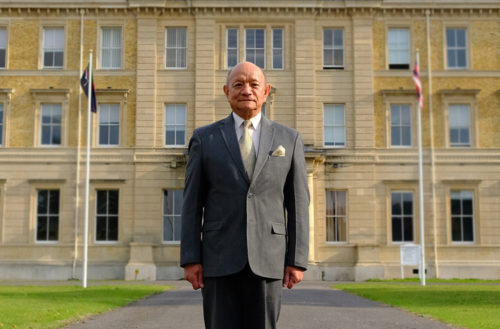 Major (Retired) Manikumar Rai MBE – appointed Deputy Lord-Lieutenant of Hampshire