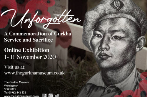 Unforgotten online exhibition
