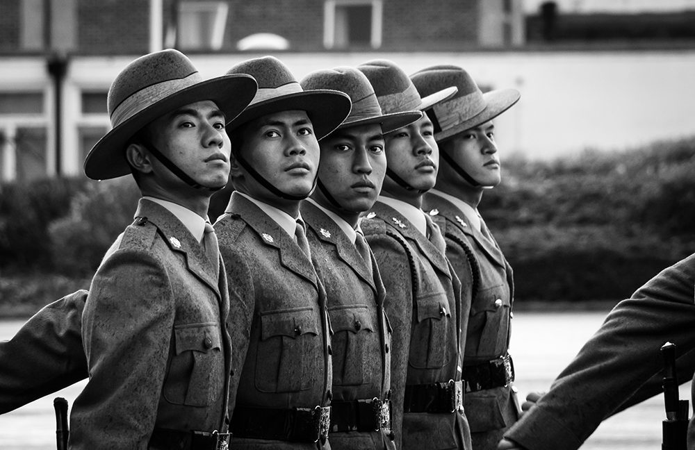 Gurkha photography competition 2020 second place