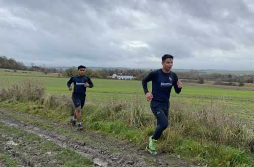 Remembrance 11k Charity Run In Support of Blesma