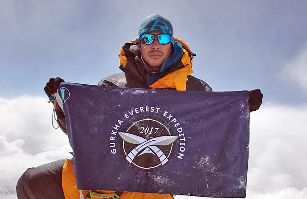 Beyond Impossible – One Soldier, Fourteen Peaks, My life in the Death Zone