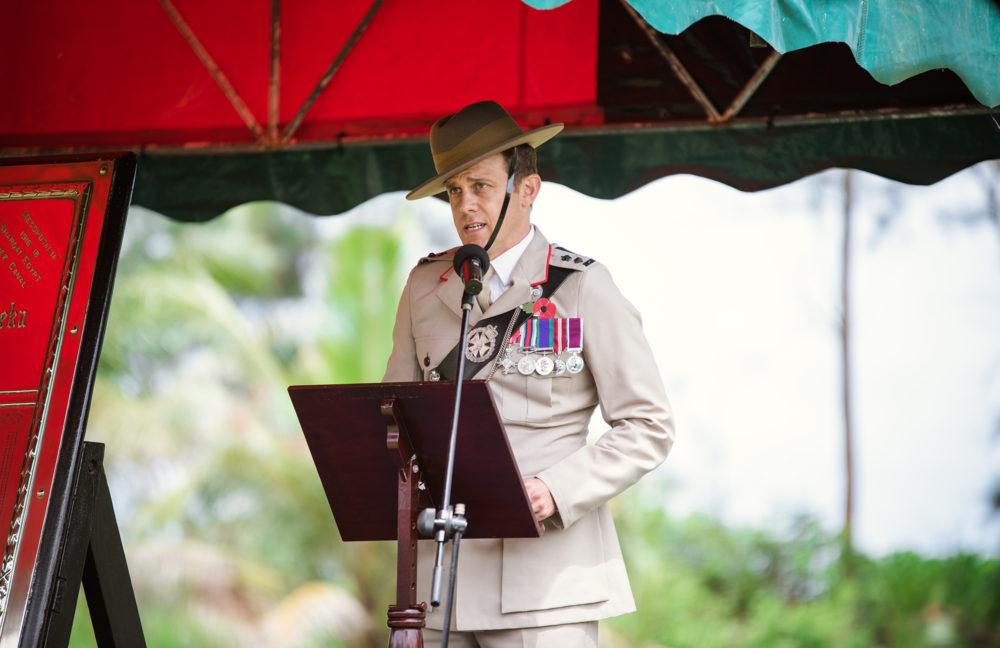 Remembrance Sunday 2020 – Brunei Garrison