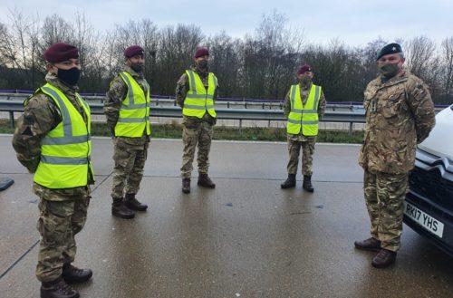 1 RGR COVID-19 testing in Kent