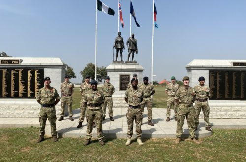 Operation TURUS Nigeria – The role of Communications Support