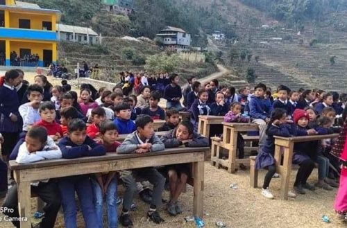 Project OYAM in conjunction with The Pahar Trust Nepal