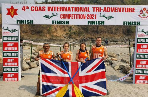 4th COAS International Tri-Adventure Competition 2021 - BGN 001