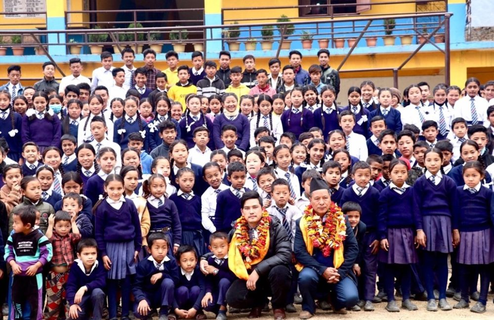Project OYAM – Supporting a Remote School in Nepal