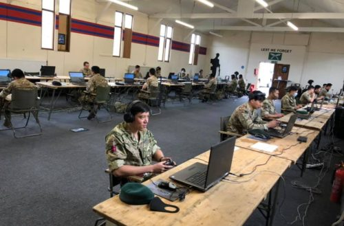 Unit Based Virtual Training week - ARRC Support Battalion