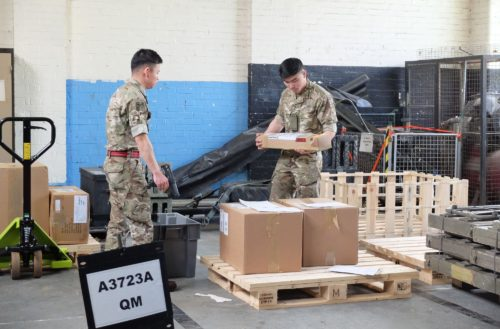 The Bigger Picture with 94 Squadron Queen's Own Gurkha Logistic Regiment