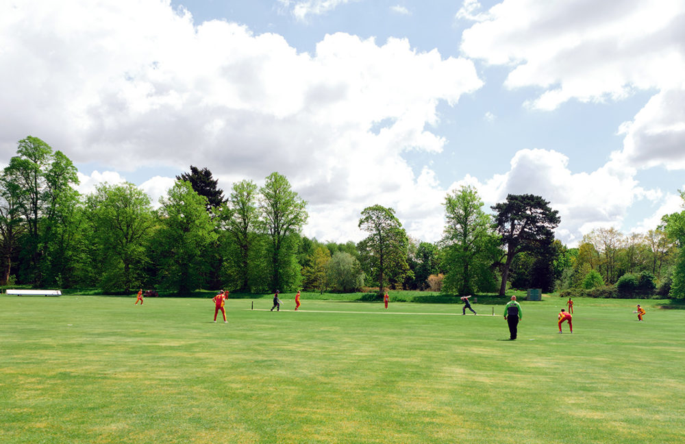 A Welcome Return to Cricket for the Brigade of Gurkhas