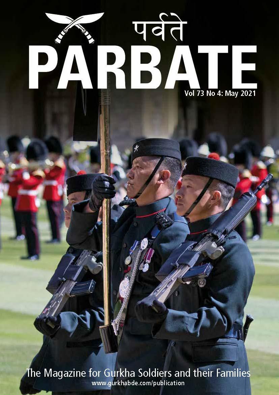 Parbate May 2021