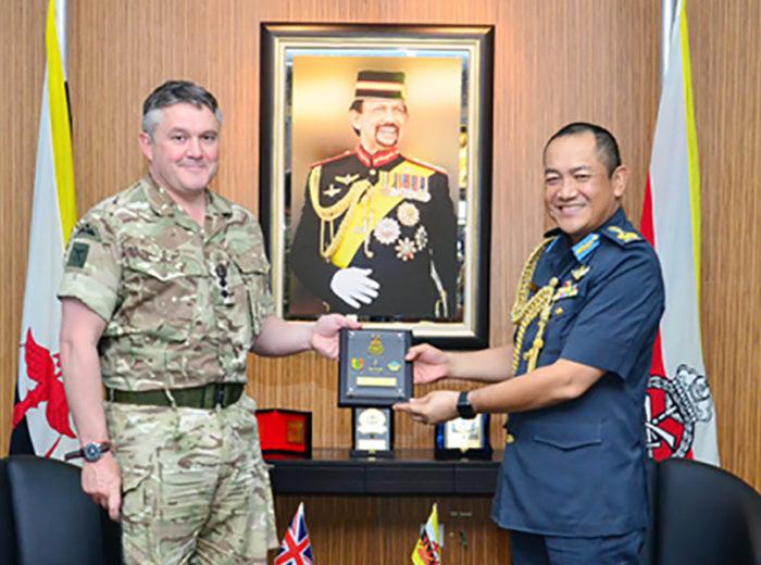 Rising Stars Award for British Gurkhas Nepal Assistant Civil Secretary