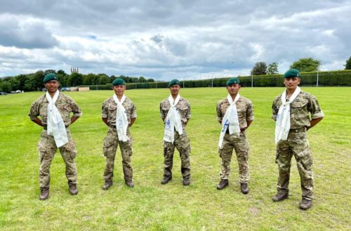 All Arms Commando Course – Queen's Gurkha Engineers