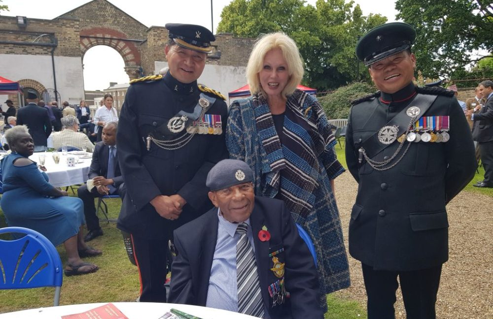The Commonwealth and Gurkha Garden Project