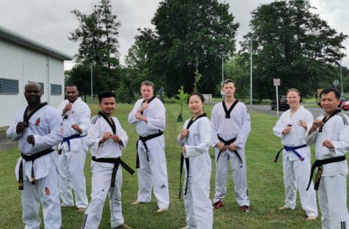Taekwondo Skills and Upgrading Course