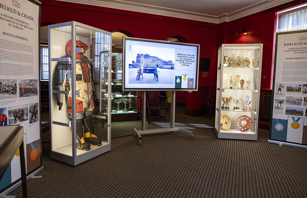 Khelkud and Chadi - Gurkha Museum Summer Exhibition