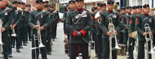 Band of the Brigade of Gurkhas