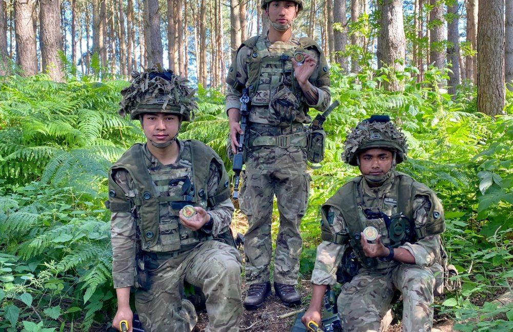 Exercise Dynamic Victory Summer Term 2021 - Gurkha Company (Sittang)