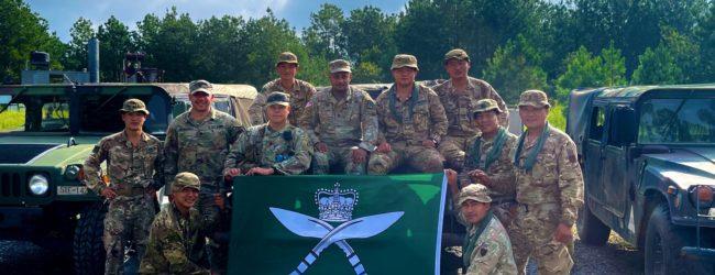 Exercise RATTLESNAKE USA – The Second Battalion, The Royal Gurkha Rifles