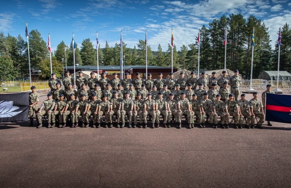 Exercise JOINT PROTECTOR 21 – 250 Gurkha Signal Squadron