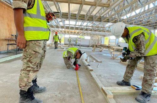 Pre-deployment training – Queen's Gurkha Engineers