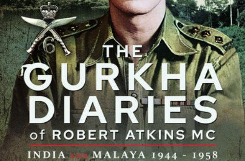 Gurkha Diaries of Robert Atkins MC