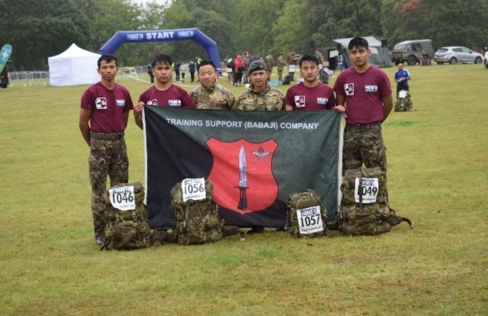 PARAS'10 Competition - Training Support (Babaji) Company