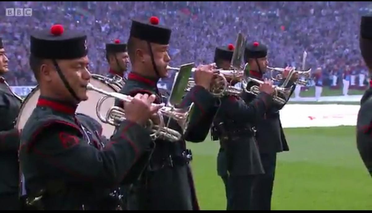 Wembley band