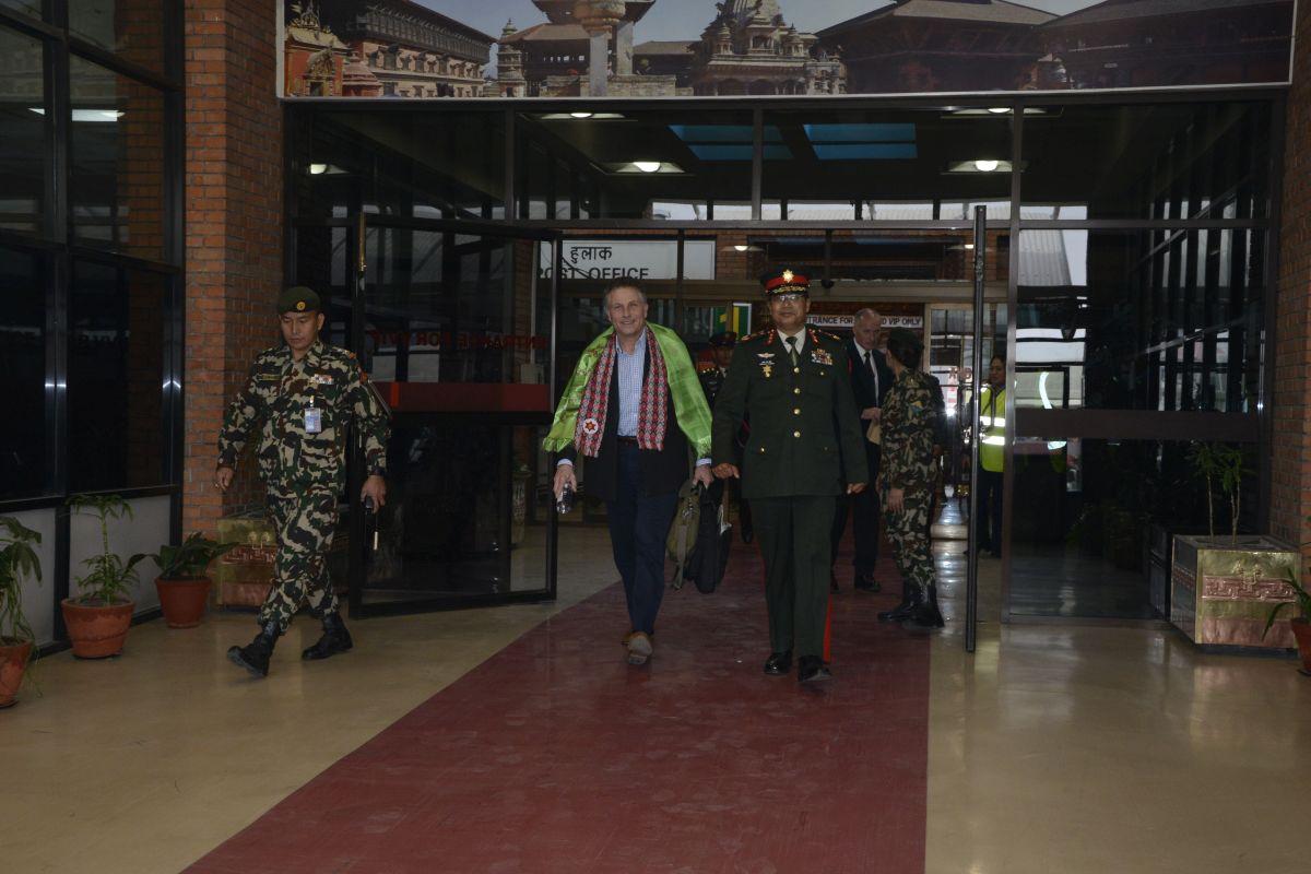CGS visit Nepal 003