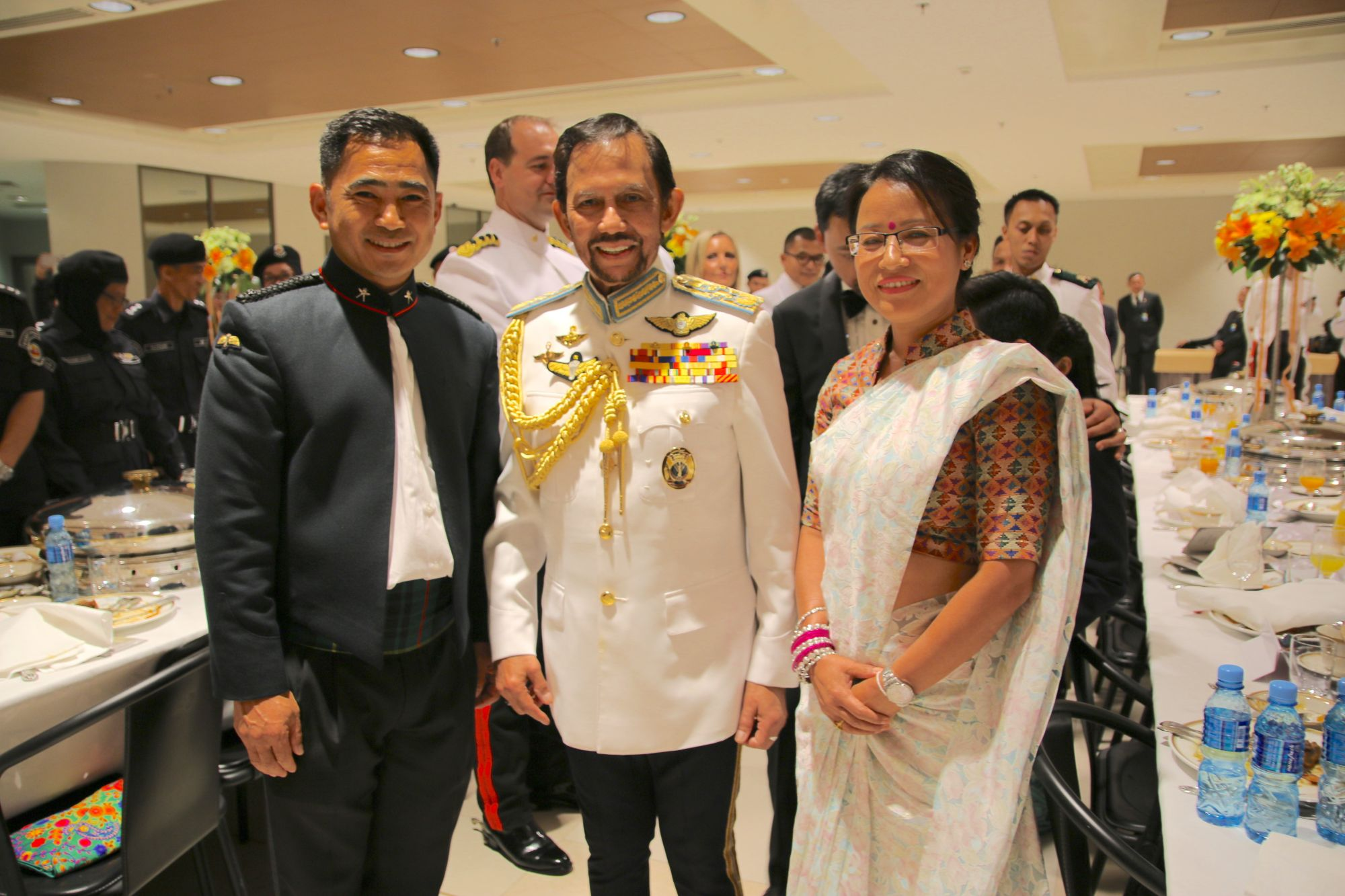 His Majesty Sultan 71st Birthday 009