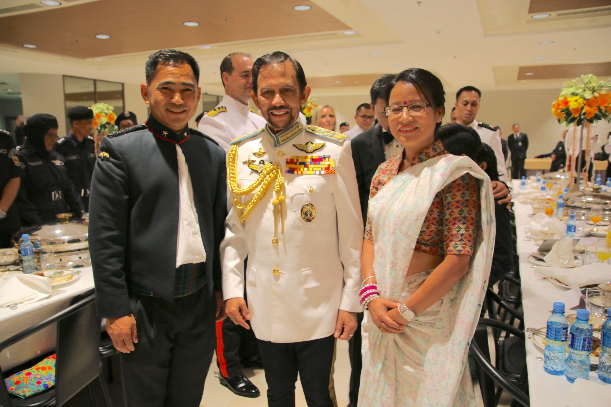 His Majesty Sultan 71st Birthday 009