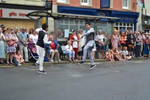 Brecon Freedom Parade (1)