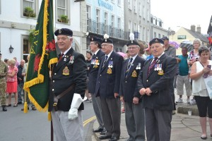 Brecon Freedom Parade (12)