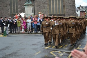 Brecon Freedom Parade (20)