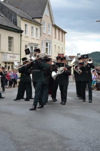 Brecon Freedom Parade (4)